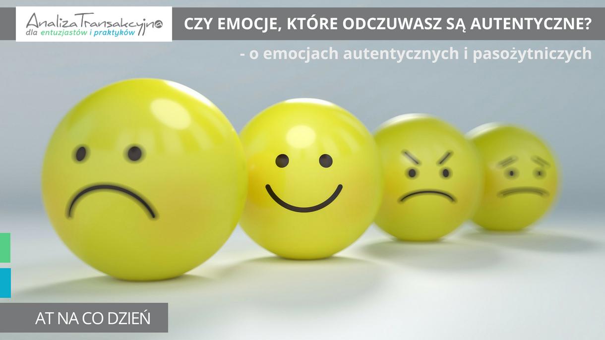 autentyczne emocje