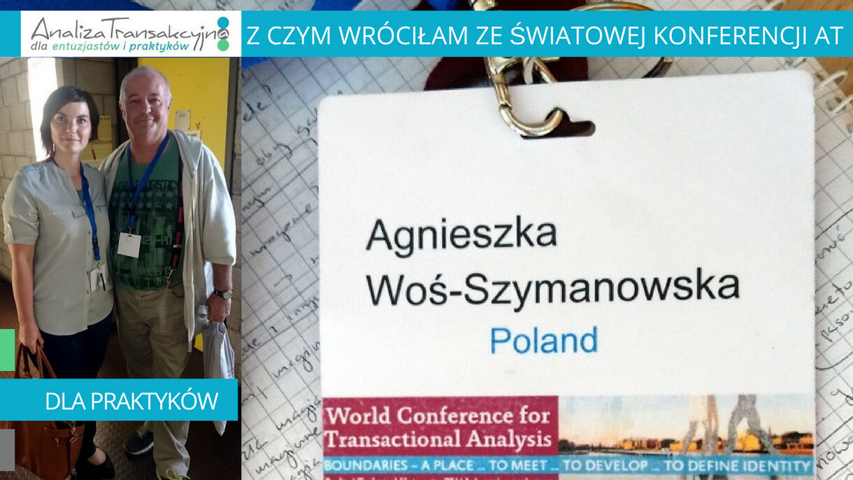 Analiza Transakcyjna, Word Conference for Transactional Analysis